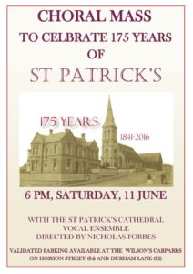 thumbnail of St Pat 175 Years 2016